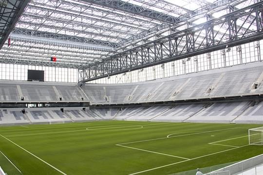 Arena Da Baixada Atletico Paranaense Curitiba Brazil