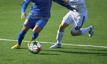 Gazon Synthétique pour terrains de football