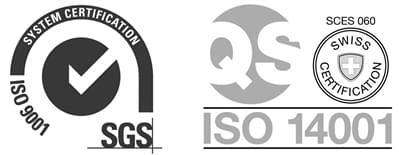 SGS - ISO 14001 Certifications